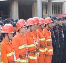 保安服务公司教你火灾发生时的求生法则