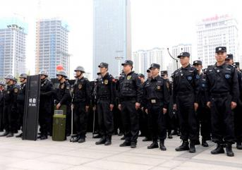 选择保安人员的2大必要因素